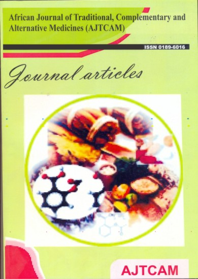 African Journal of Traditional, Complementary and